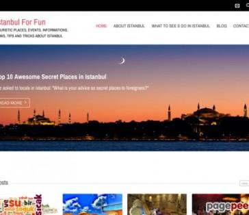 Istanbul For Fun