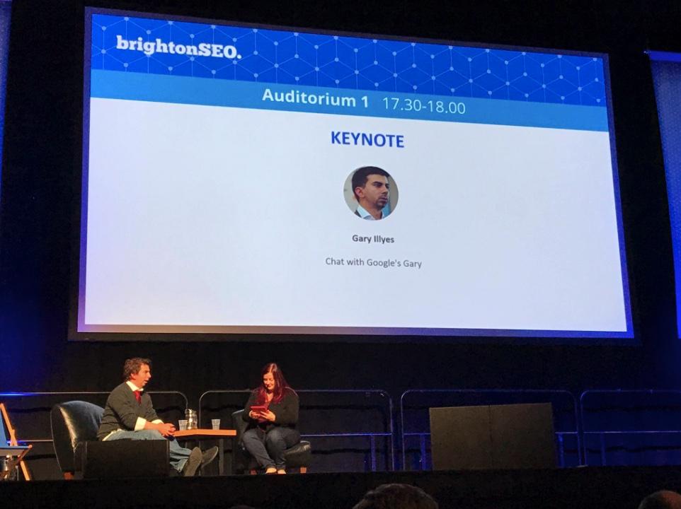 BrightonSEO 2017: Gary Illyes Soru & Cevap Panelinden 9 Çarpıcı Bilgi